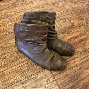Anthropologie Seychelles Boots